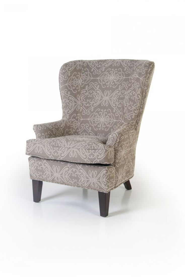 Picture of BEATRIX UPHOLSTERED ARM CHAIR