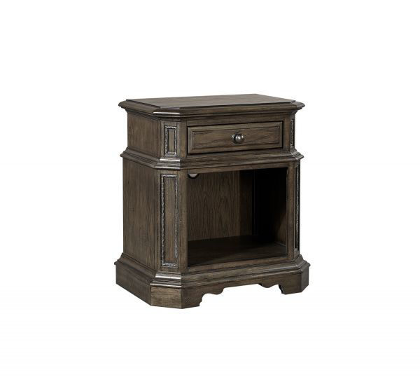Picture of FOXHILL 1 DRAWER NIGHTSTAND
