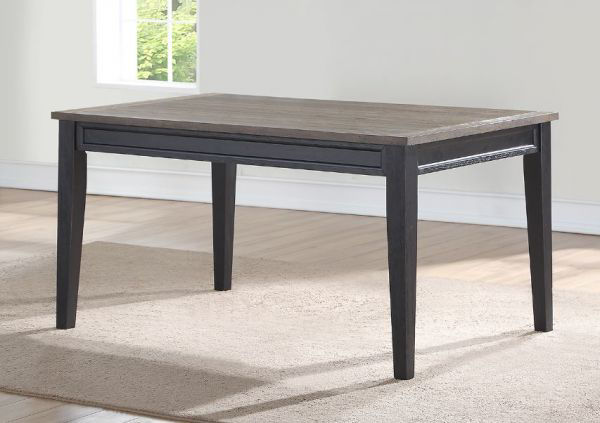 Picture of RAVEN NOIR DINING TABLE SET