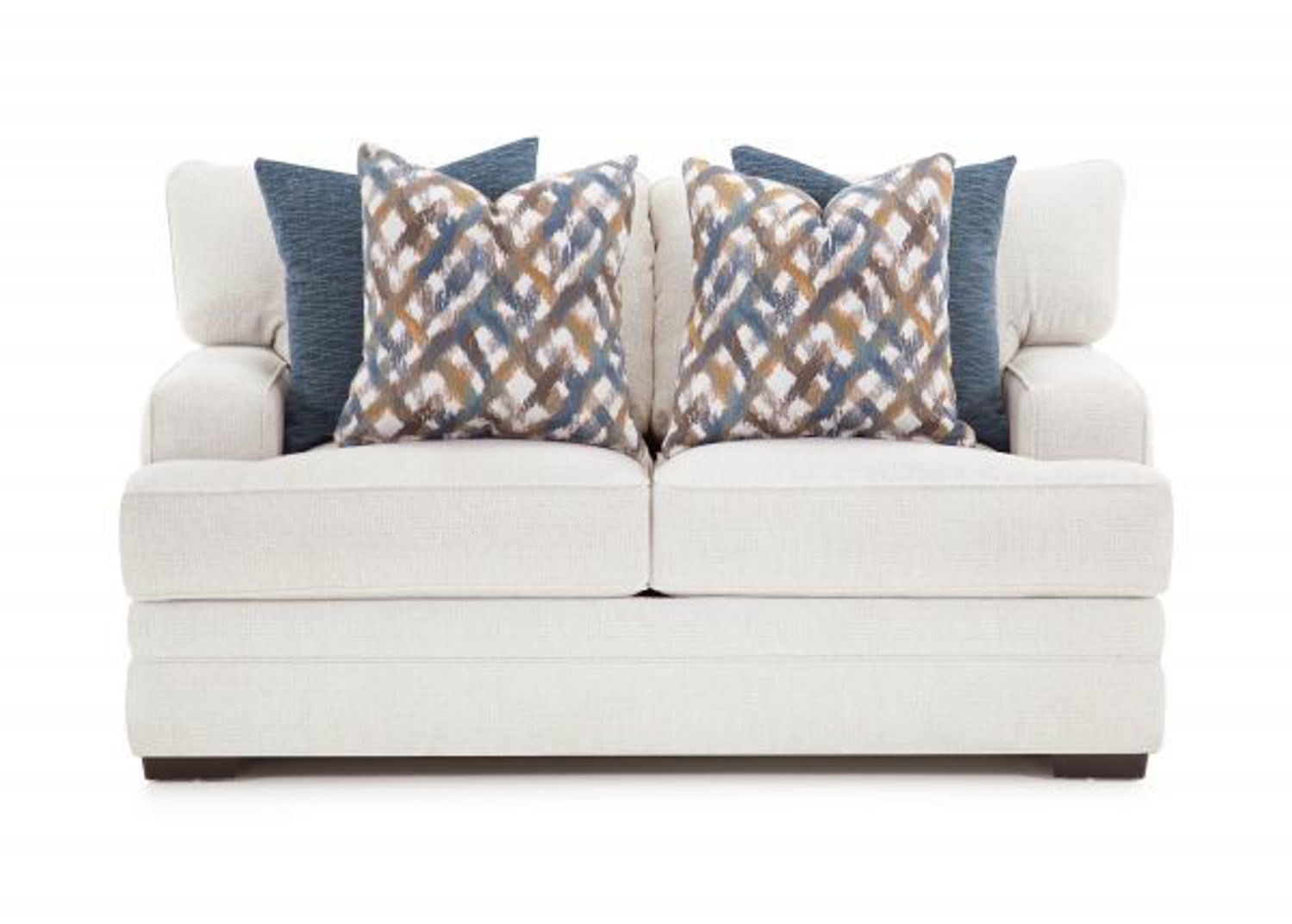 Picture of ROWAN UPHOSTERED LOVESEAT
