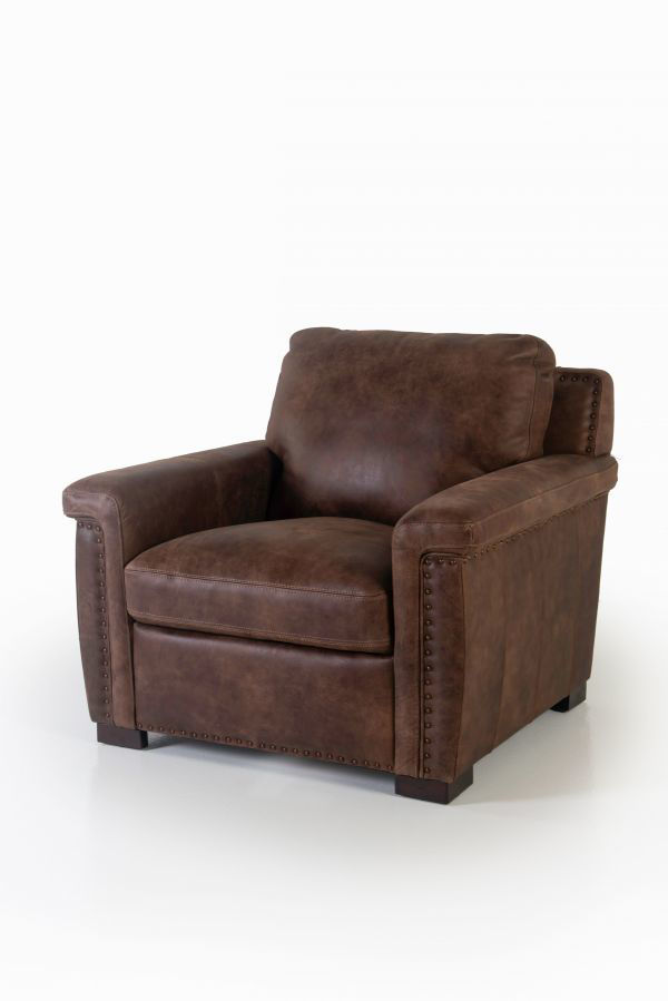 Picture of STALLONE ALL LEATHER LIVING ROOM SET