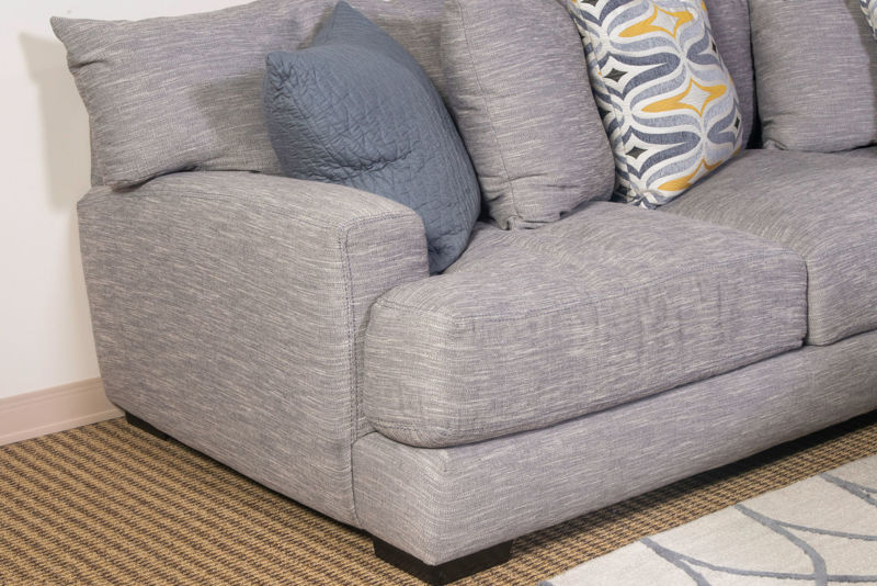 Picture of BARTON UPHOLSTERED SECTIONAL