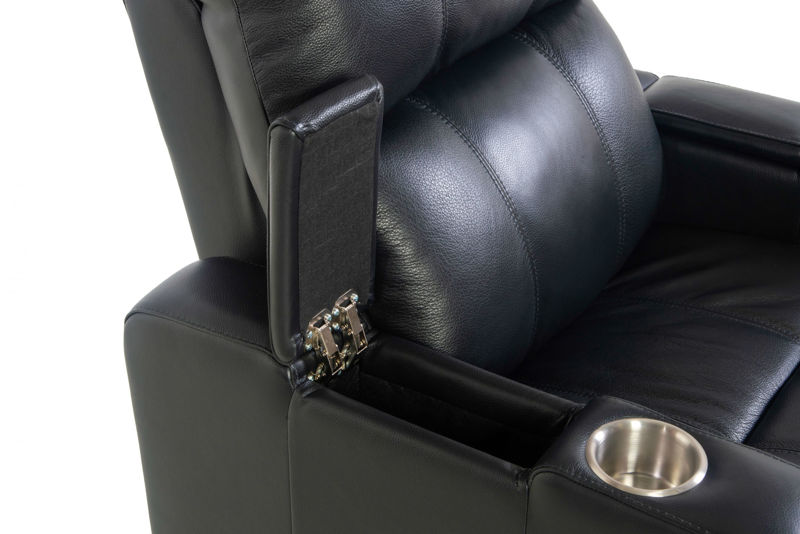 Picture of SOUNDTRACK LEATHER POWER RECLINER