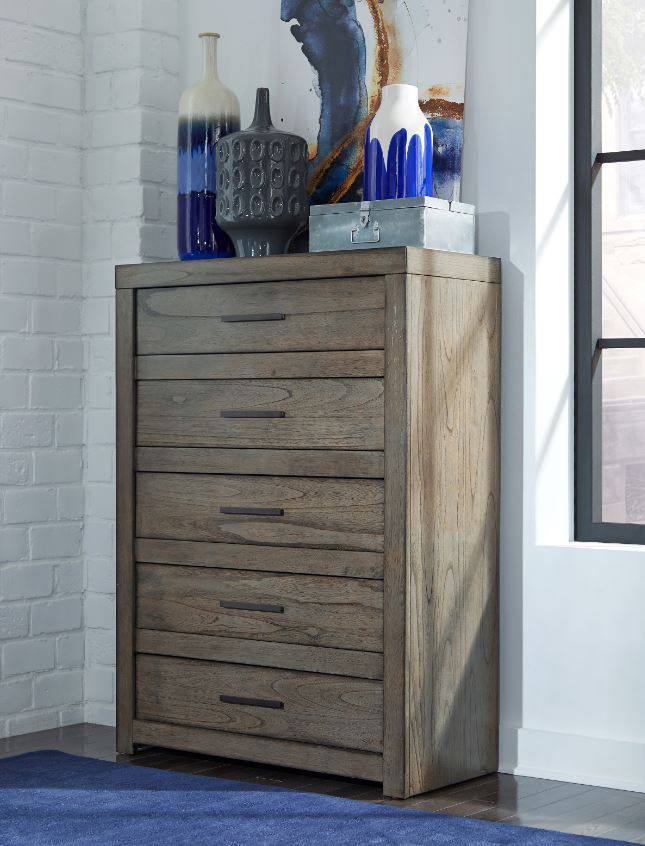 Picture of MODERN LOFT 5 DRAWER CHEST