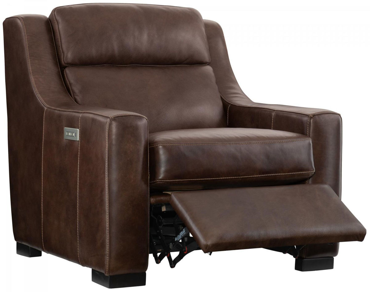 Picture of GERMAIN ALL LEATHER POWER RECLINER