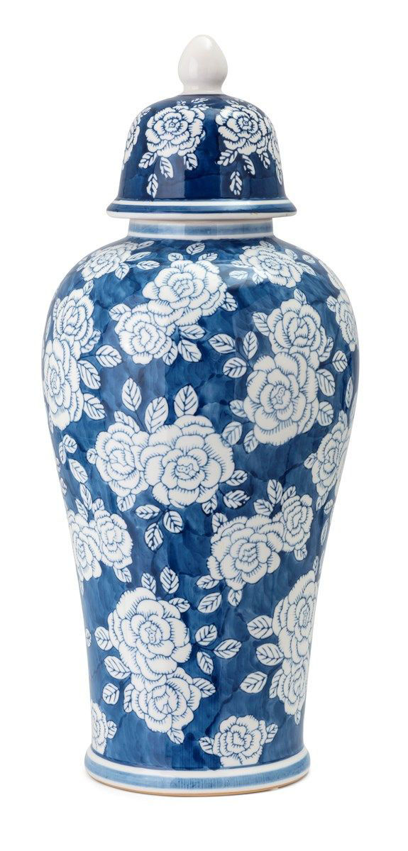 Picture of REMY LARGE CERAMIC LIDDED JAR