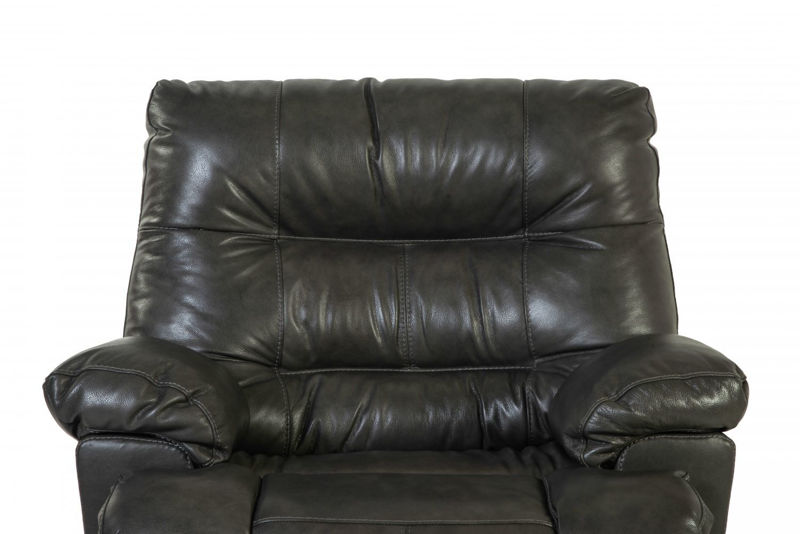 Picture of BOSS LEATHER ROCKER RECLINER