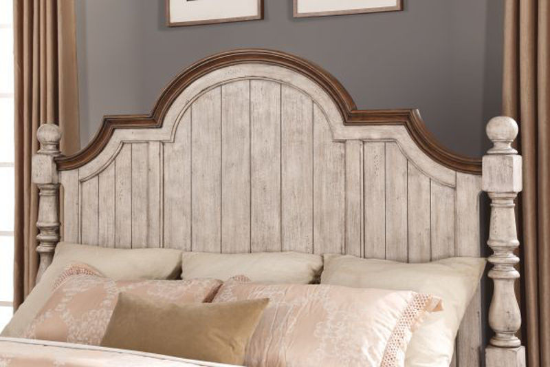 Picture of PLYMOUTH QUEEN POSTER BEDROOM SET