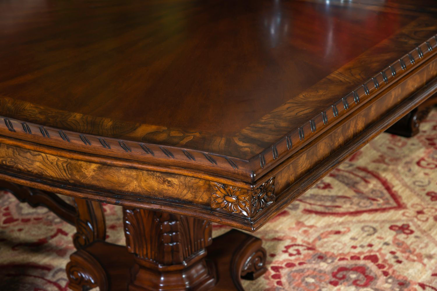 Picture of RENAISSANCE RECTANGULAR DINING TABLE