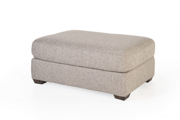 Picture of RANDALL UPHOLSTERED OTTOMAN