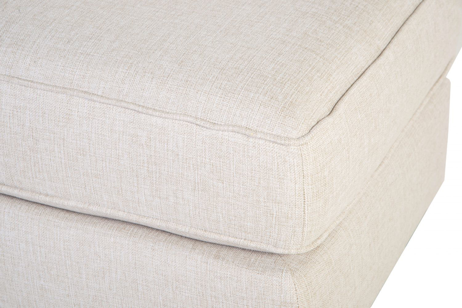Picture of CARSON UPHOLSTERED OTTOMAN
