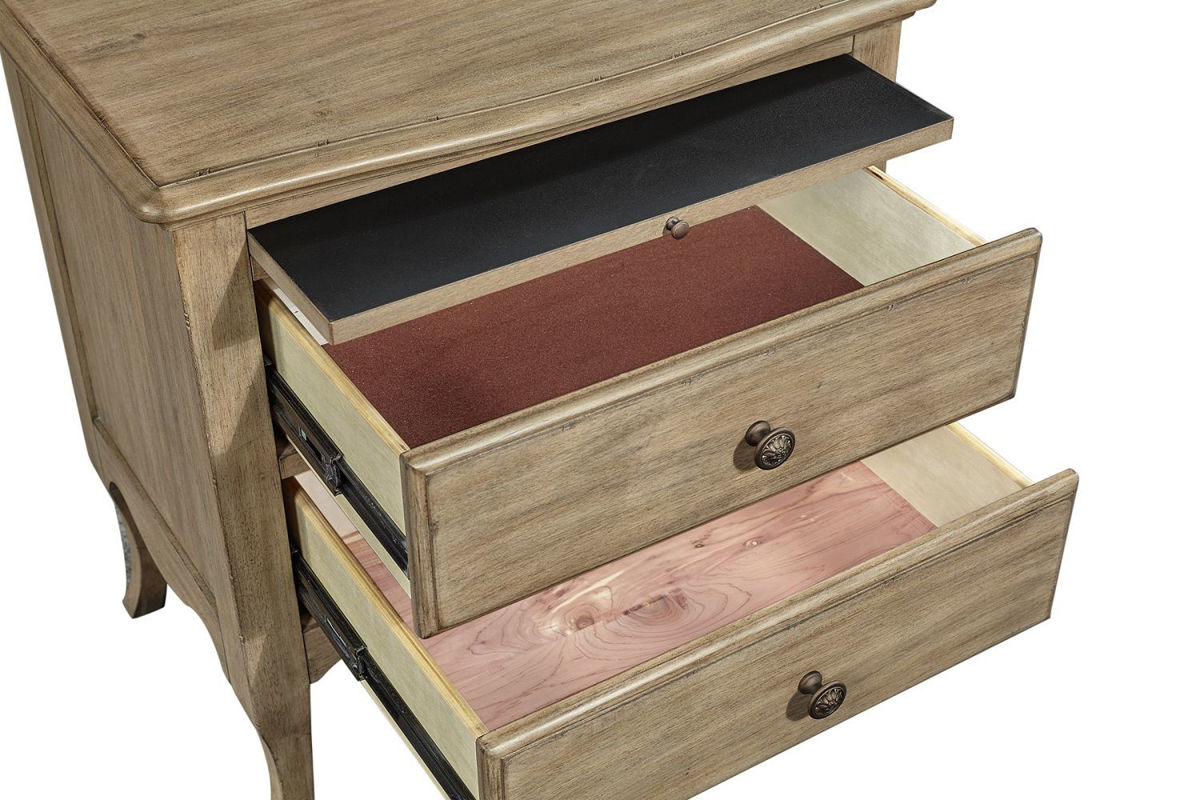 Picture of PROVENCE 2 DRAWER NIGHTSTAND