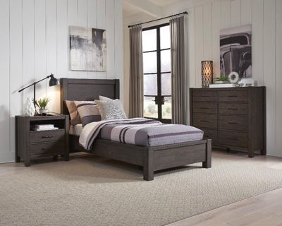 Picture of MILL CREEK TWIN PLATFORM BED
