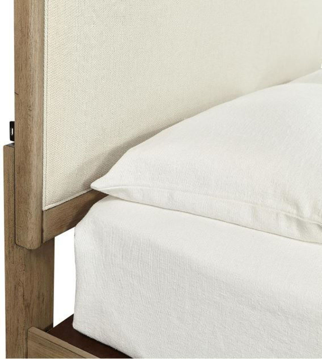 Picture of PROVENCE TWIN UPHOLSTERED BED