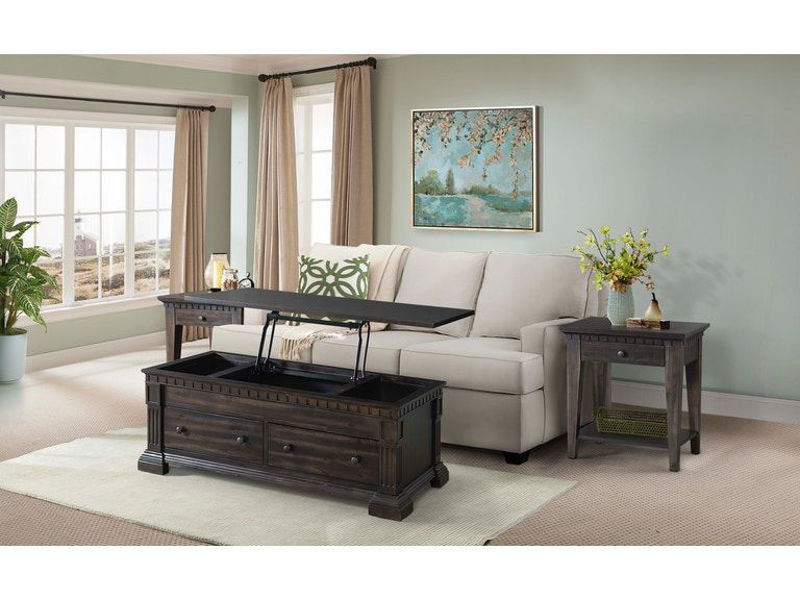 Picture of MORRISON LIFT-TOP COFFEE TABLE