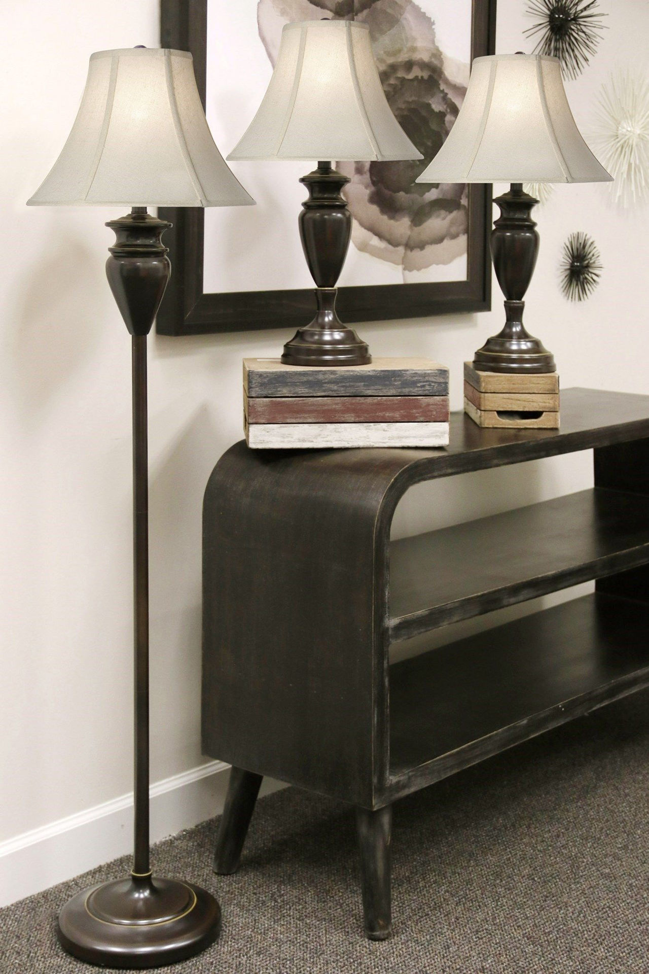 Picture of DUNBROOK STEEL LAMPS