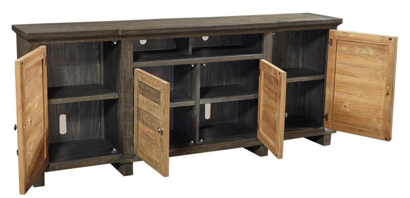 """Picture of SUFFOLK 86"""" TV CONSOLE"""