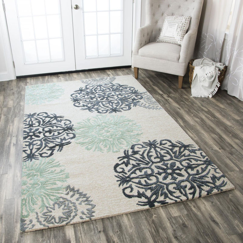 Picture of EDEN HARBOR WOOL RUG