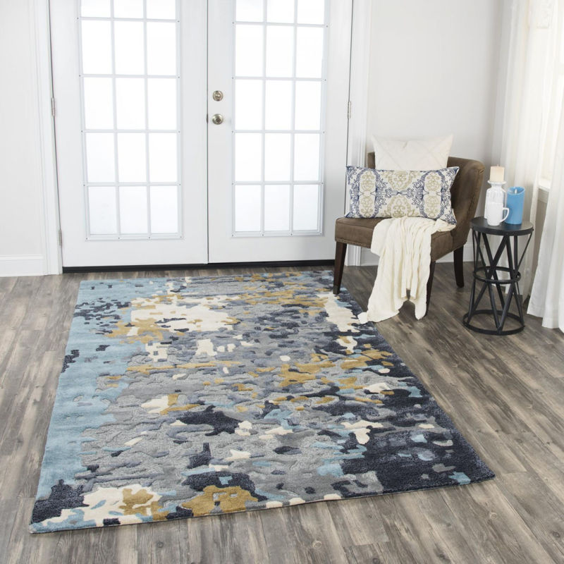 Picture of MOD WOOL RUG