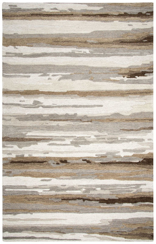 Picture of VOGUE TAN WOOL RUG
