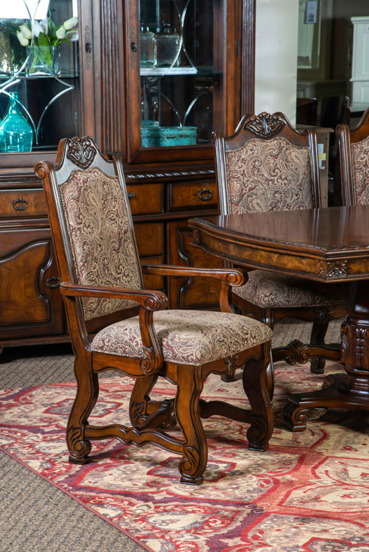 Picture of RENAISSANCE ARM CHAIR