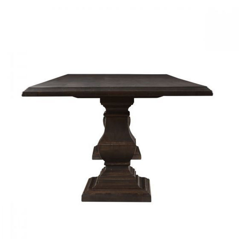 "Picture of NIMES 98"" SOLID WOOD DINING TABLE"