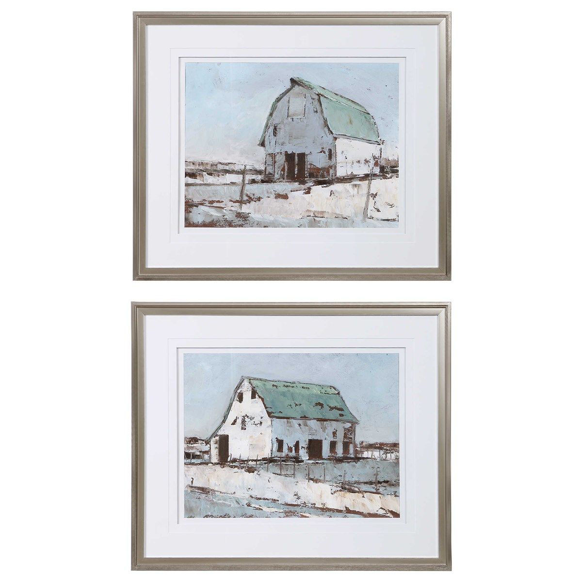 Picture of PLEIN AIR BARNS