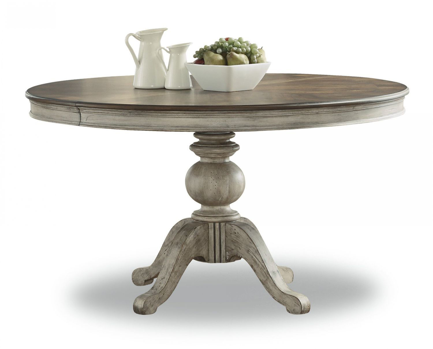 Plymouth Round Pedestal Table By, Pedestal Dining Room Tables