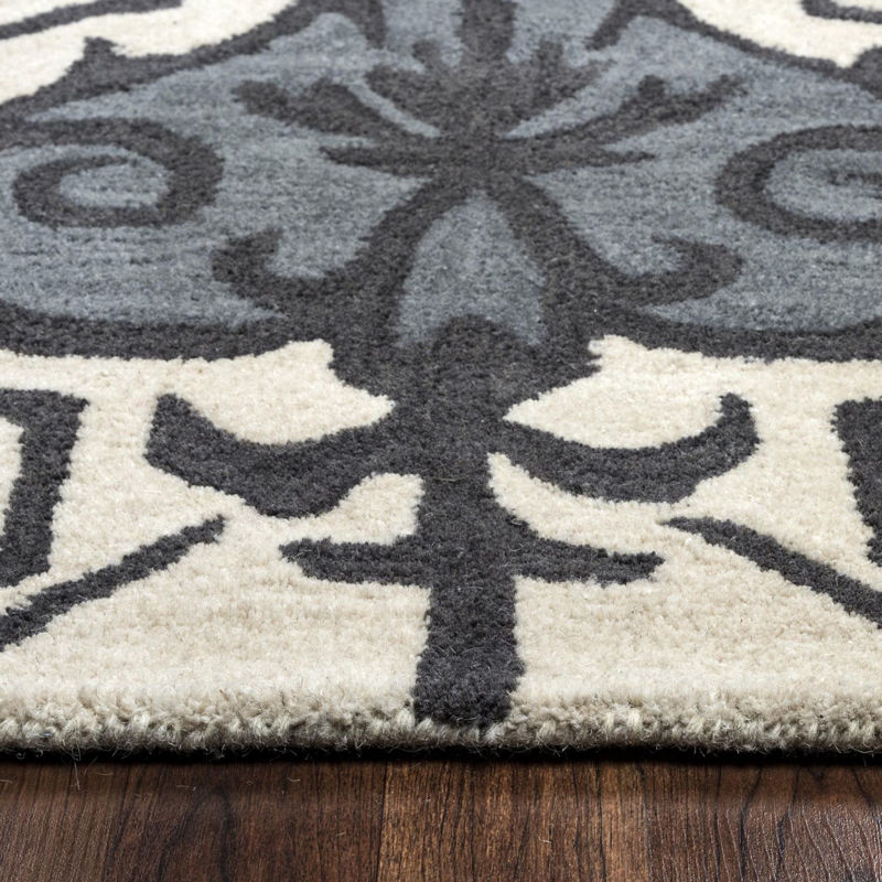 Picture of VALINTINO BLUE WOOL RUG