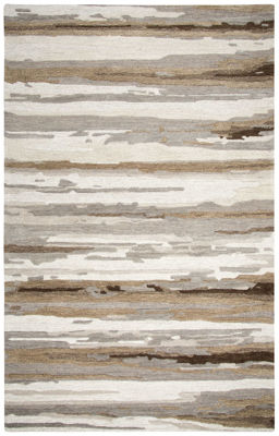 Picture of SP.O. VOGUE TAN WOOL RUG