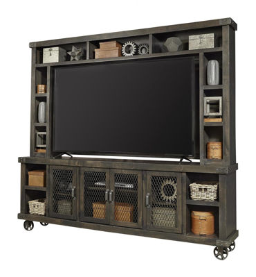 Picture of INDUSTRIAL GHOST BLACK TV ENTERTAINMENT