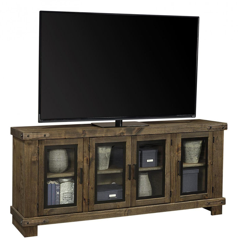 """Picture of SAWYER 78"""" BRINDLE CONSOLE"""