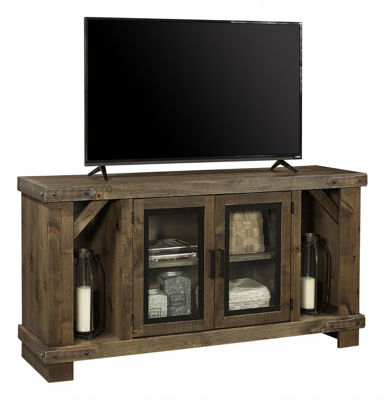 """Picture of SAWYER 64"""" BRINDLE CONSOLE"""