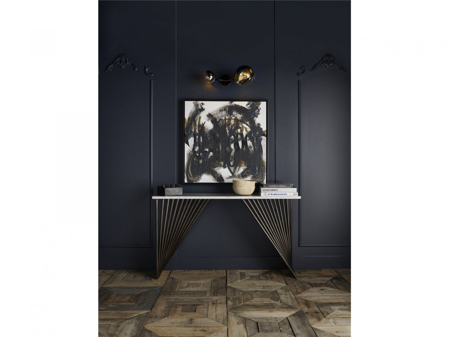 Picture of MARCEL CONSOLE TABLE