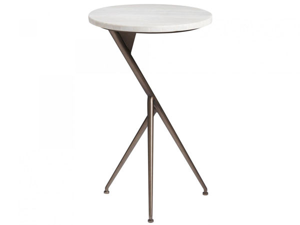 Picture of OSLO ROUND CHAIRSIDE TABLE