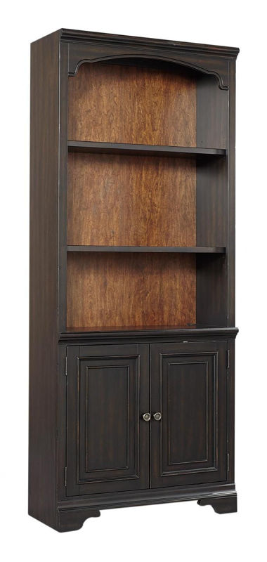 Picture of HAMPTON WALL BOOKCASE SET