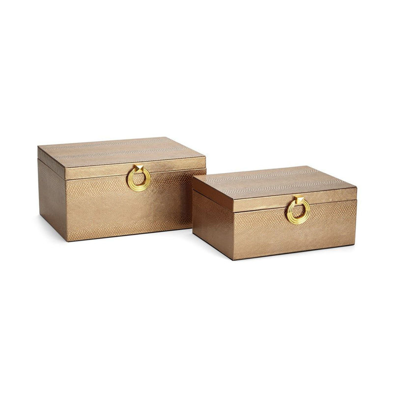 Picture of YASMEEN BROWN BOXES