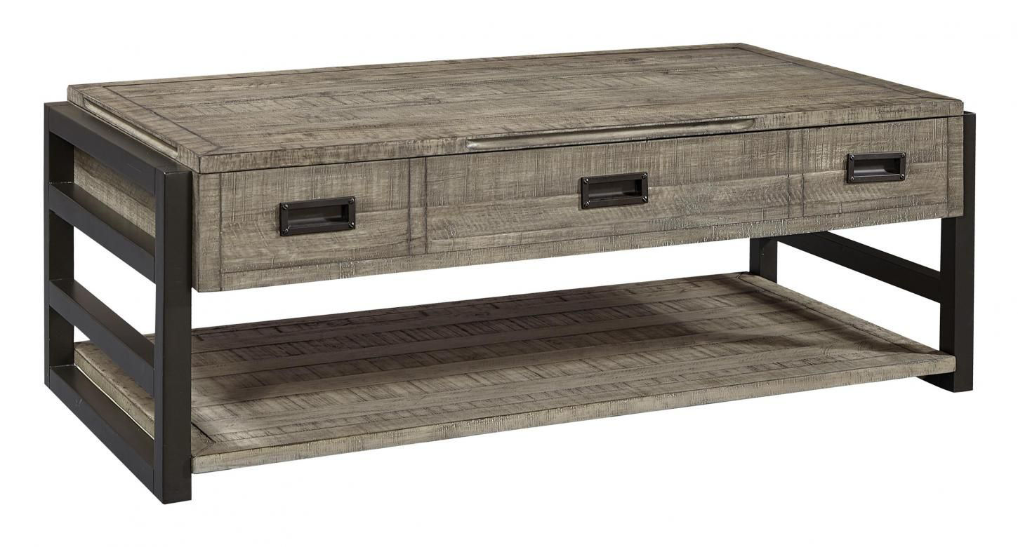 Picture of GRAYSON LIFT-TOP COCKTAIL TABLE
