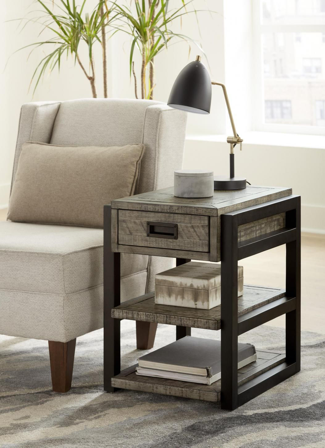 Picture of GRAYSON CHAIRSIDE TABLE