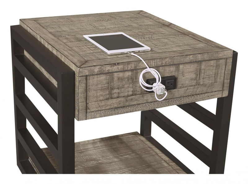 Picture of GRAYSON END TABLE