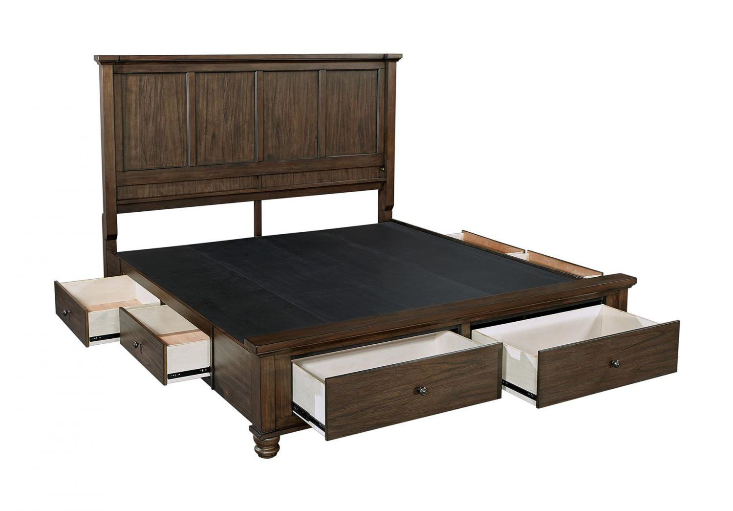 Picture of HUDSON VALLEY KING STORAGE BED