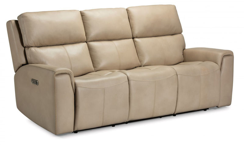 Picture of JARVIS LEATHER POWER RECLINING SOFA