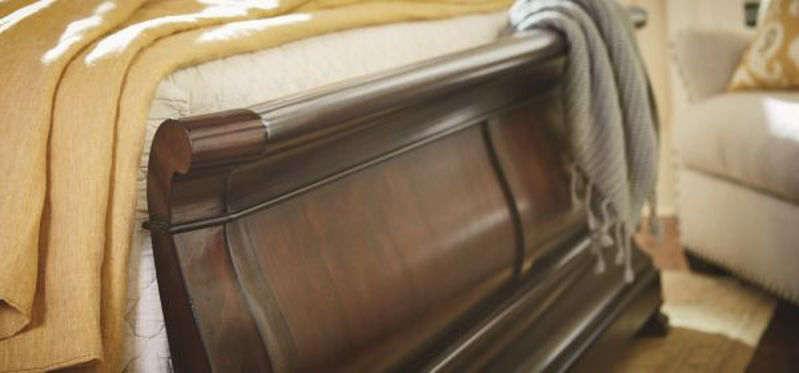 Picture of REPRISE KING SLEIGH BED