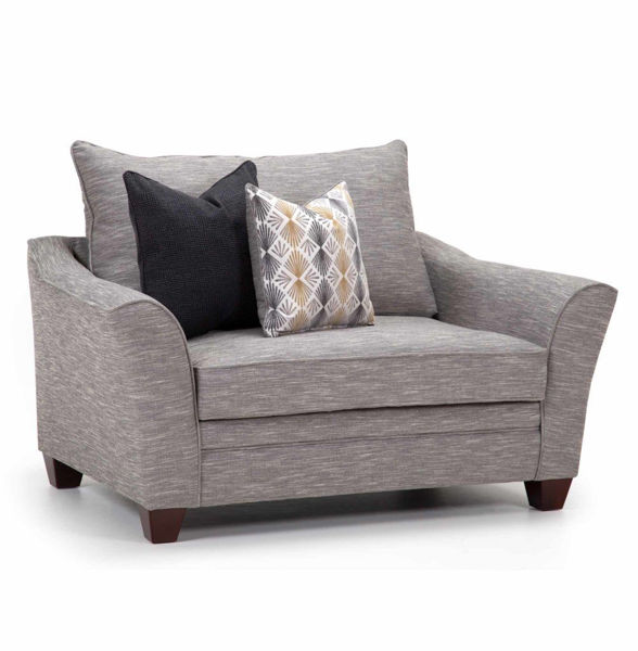 Picture of SPRINGER UPHOLSTERED CHAIRHALF