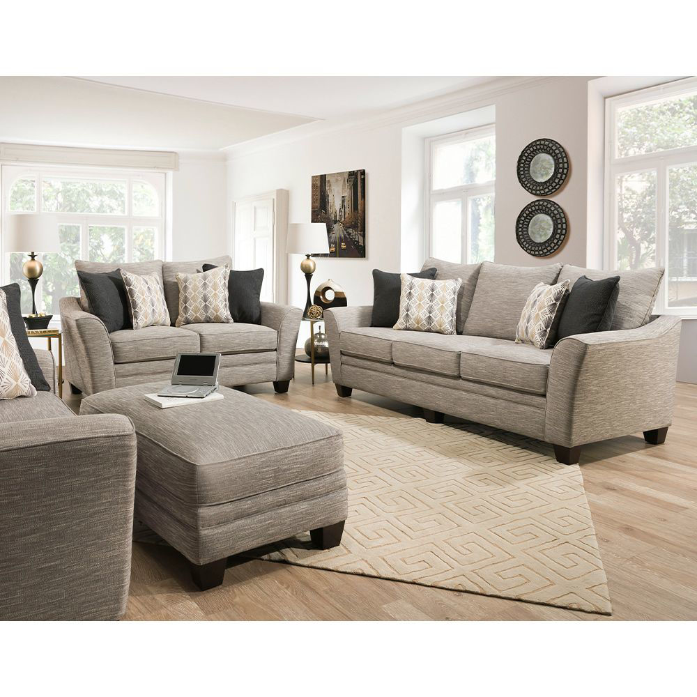 Picture of SPRINGER UPHOSTERED LOVESEAT