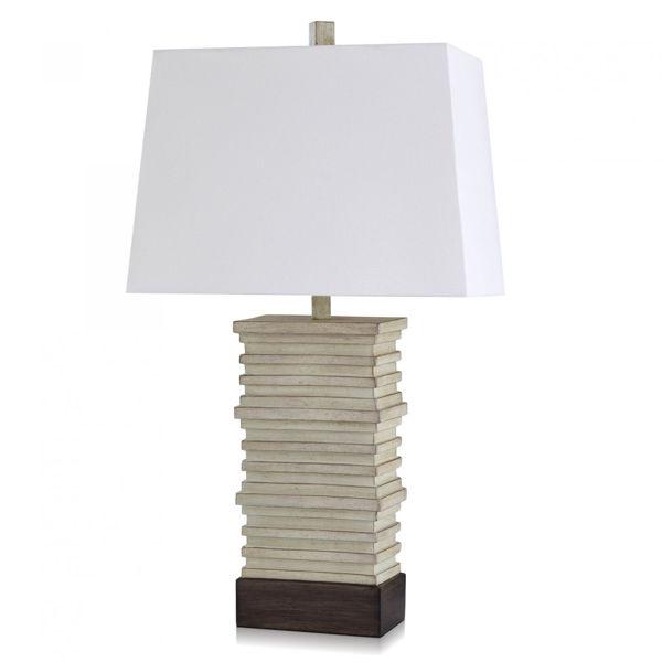 Picture of SAUGA CREAM TABLE LAMP