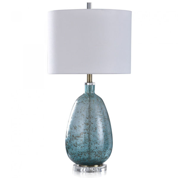 Picture of CRYSTAL/GLASS TABLE LAMP