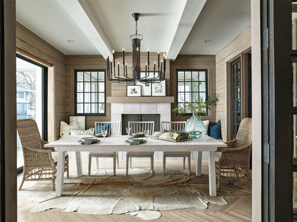 Picture of MILLER DINING TABLE SET