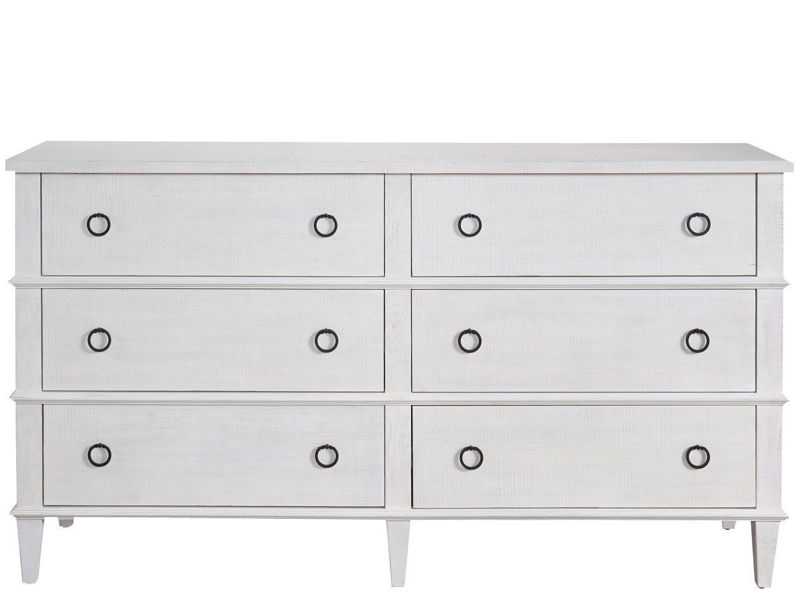 Picture of SEATON 6 DRAWER DRESSER