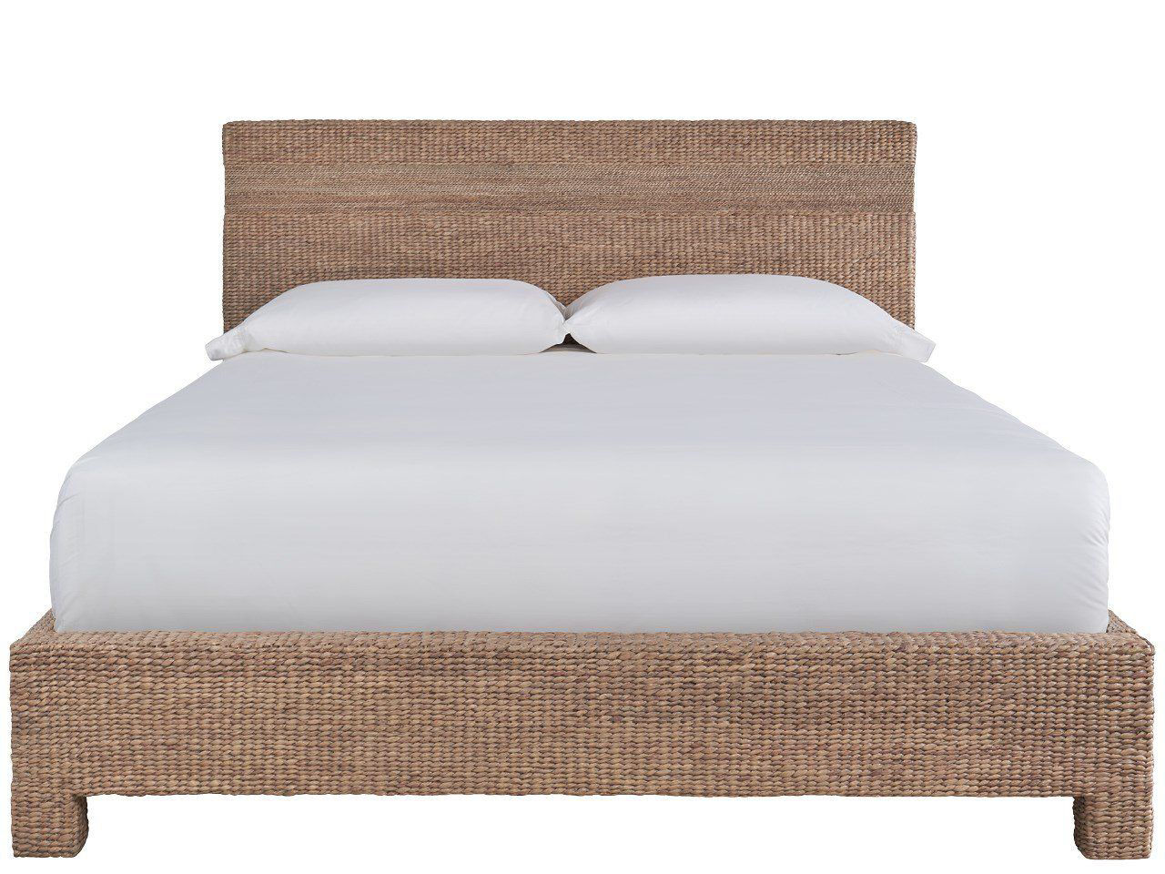 Picture of SEATON QUEEN WOVEN BED